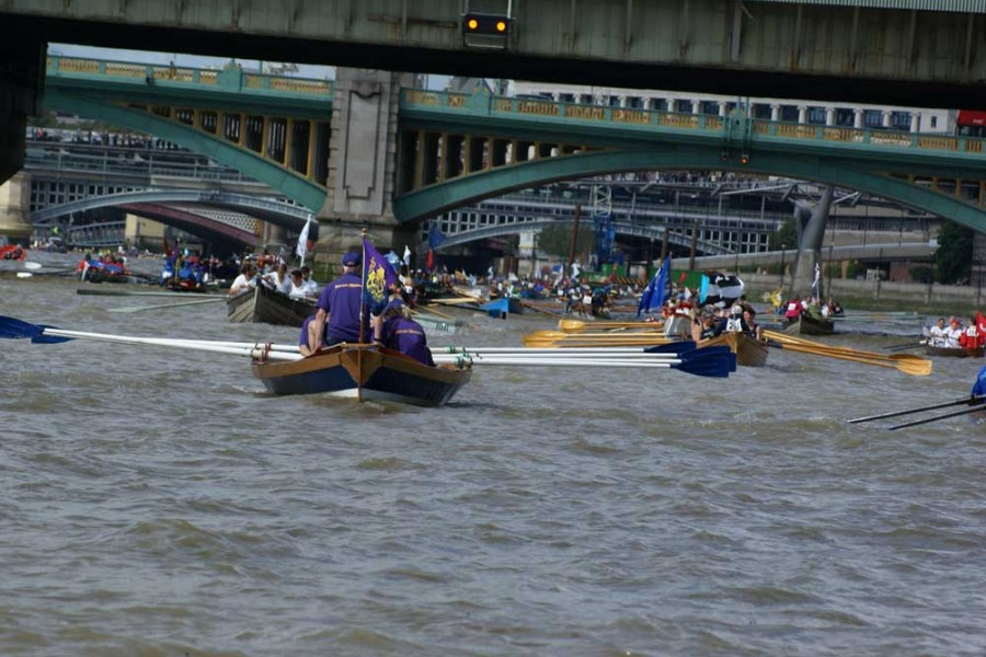 The Great River Race 2015