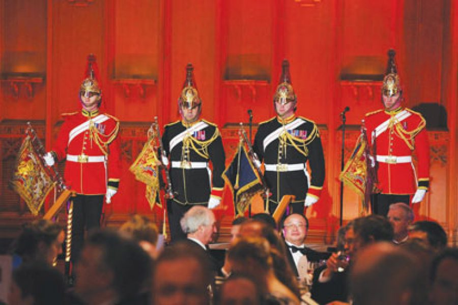 The Guildhall Dinner
