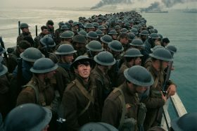 "Copyright: © 2017 WARNER BROS. ENTERTAINMENT INC. ALL RIGHTS RESERVED  Photo Credit: Courtesy of Warner Bros. Pictures  Caption: A scene from the Warner Bros. Pictures action thriller ""DUNKIRK,"" a Warner Bros. Pictures release."